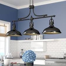 Unique Kitchen Island Lighting Kitchen Island Lighting You Ll Wayfair