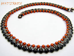 tutorial beading necklace images Beaded jewelry tutorials using o beads the beading gem 39 s journal jpg