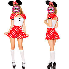 Pink Minnie Mouse Halloween Costume Cheap Womens Minnie Mouse Halloween Costume Aliexpress