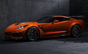 chevy corvett look 2019 chevrolet corvette zr1 ny daily