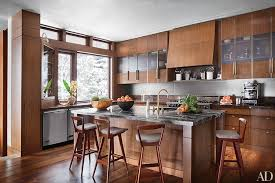 decorating with wood kitchen cabinets 18 classic wood kitchens architectural digest