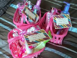 hostess gifts for baby shower baby shower hostess gift ideas with pink basket baby shower