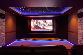 Modern Home Cinema Home Decorating Trends