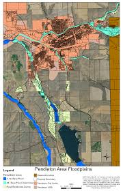 Oregon County Map With Cities by Umatilla Co City Info