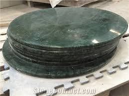 Marble Table Top Verde Alpi Marble Table Top Waterjet Round Tabletops From China