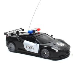 light up remote control car buy whiz kids remote control police rc police car 1 20 scale full