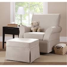 Living Room Ottoman by Baby Relax Kelcie Swivel Glider U0026 Ottoman Choose Your Color