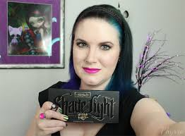 kat von d shade and light eye looks kat von d shade light eye contour palette swatched on pale skin
