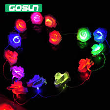 Rose Lights String by High Quality Rose Lights String Promotion Shop For High Quality