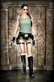 Lara Croft Tomb Raider Halloween Costume Lara Croft Lara Croft Tomb Raiders Raiders