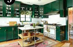 green base cabinets in kitchen 12 of the kitchen trends awful or wonderful