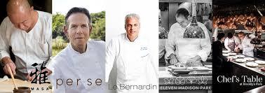 chef s table nyc restaurants restaurants in new york best restaurants in nyc with 3 michelin stars
