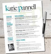 resume sles for college students internship abroad love this resume design the katie lyn signature resume template