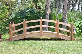 small garden bridge a small bridge in the garden can be an investment in your property