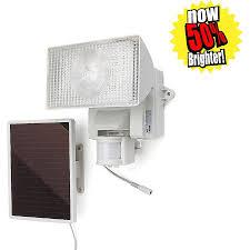 80 led solar motion light maxsa security lights greenlytes