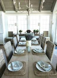 coastal dining room furniture beach dining set beach dining room sets coastal chic contemporary