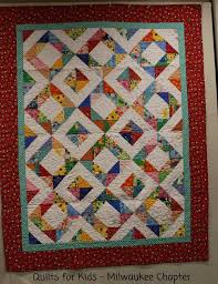 quilts for milwaukee chapter home