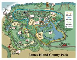 Sc County Map Cp Campground Review U2013 James County Island Park Charleston Sc