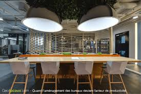 amenagement bureaux l aménagement des bureaux influence votre productivité