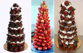 D Christmas Tree Cake - musely