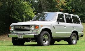 land cruiser lifted 1986 toyota land cruiser fj60 silver for sale front gearheads org