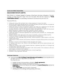 Current Job Resume by Swetha Resume Llb