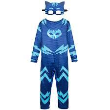 design blue catboy pj masks costume childrensalon