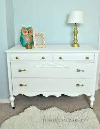 dresser update with gold arrow drawer pulls jennifer rizzo