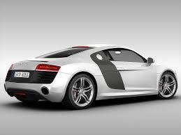Audi R8 White - top auto mag 2014 audi r8 v10