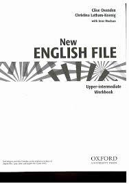 new english file upper intermediate workbook with key documents