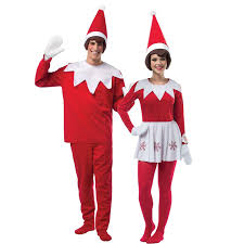 elf on the shelf couples costume elves shelves and costumes