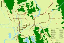 Map Of U File Map Of Mrauk U Jpg Wikipedia