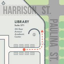 hours u0026 directions about us libguides at rush university