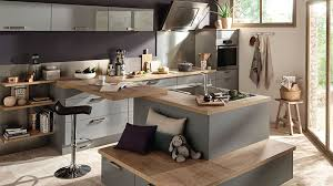 cuisine ouverte sur s駛our gagnant decoration de cuisine ouverte sur sejour vue cour arri re