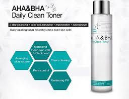 Toner Aha review mizon aha bha daily clean toner my honest to goodness