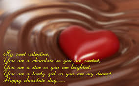 chocolate s day 20 happy chocolate day 2017 sms messages happy s day