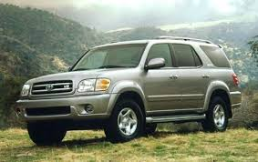 toyota suv sequoia used 2001 toyota sequoia suv pricing for sale edmunds
