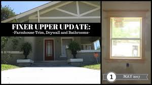 fixer upper update farmhouse style home youtube
