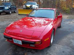 pink porsche interior 1984 porsche 944 u2013 6 000 u2013 united car exchange