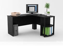 Unique Computer Desks Corner Computer Desk With Shelves Simple World Home Design Ideas