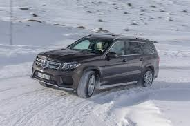 mercedes jeep black mercedes gls 350d 4matic 2016 review by car magazine