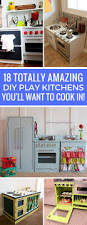 diy play kitchen ideas 18 diy play kitchens so amazing you u0027ll want to cook in them