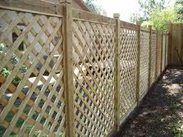 wood lattice wall wood lattice fence panels fence ideas