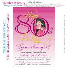 A Birthday Invitation Card Birthday Partytemplates