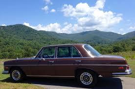 curbside classic 1966 mercedes 250s w108 u2013 cadillac und lincoln