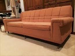 Mid Century Modern Sofa Bed Mid Century Modern Sofa By Kroehler Epoch