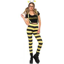 womens costumes buzzed bee womens costume womens costumes