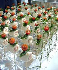 shoing canapé rolled sandwich 01 catering sandwich pictures and teas