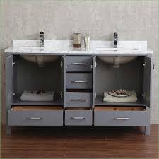 Ontario Bathroom Vanities by Bathroom Storages Bari 59 Solid Wood Double Vanity Mirror Set Vm