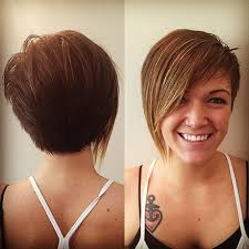 back views of short hairstyles short haircuts front and back view